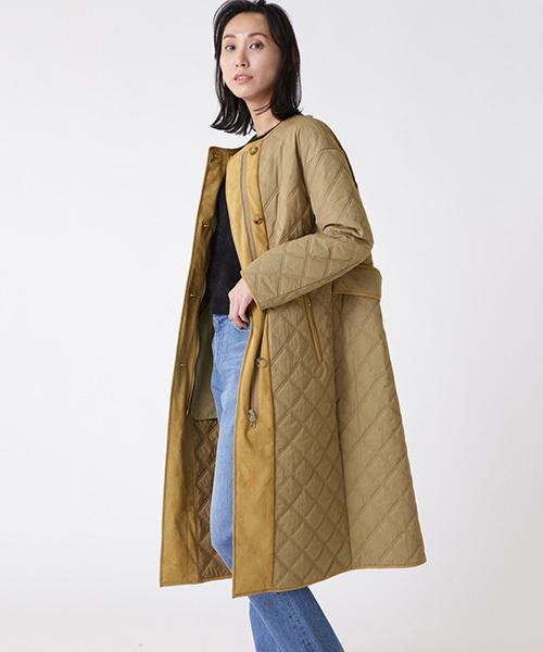 多様な 【セール】キルティングバルマカンコート(その他アウター)|H/standard(アッシュ・スタンダード)のファッション通販, RareCaseSHOP:934b857e --- 888tattoo.eu.org