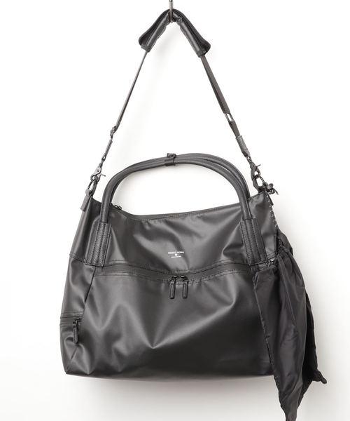 eebf49a67194 MK MICHEL KLEIN HOMME (エムケーミッシェルクランオム)のデザインバッグ(ボストンバッグ