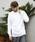 Champion(チャンピオン)の「Championチャンピオン/無地ロングスリーブTシャツ(Tシャツ/カットソー)」|ホワイト