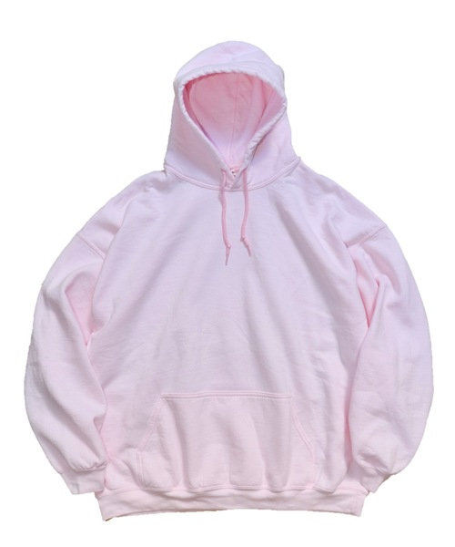 TOWNCRAFT(タウンクラフト)の「【WEB限定】TOWNCRAFT/タウンクラフト 80'S PULL HOODY(パーカー)」|ピンク