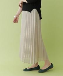 ITEMS URBANRESEARCH(アイテムズ アーバンリサーチ)のスケプリーツスカート(スカート)