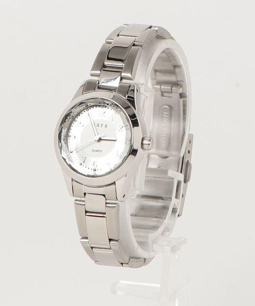 〈sara/サラ〉Petit metal watch/プチメタル ウォッチ