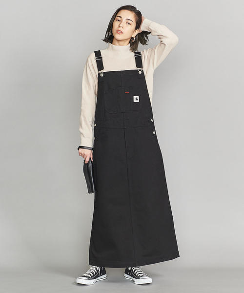 <Carhartt>サロペットスカート