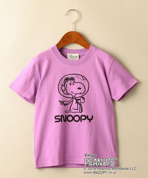 〔別注〕PEANUTS(ピーナッツ)ASTRO Tシャツ