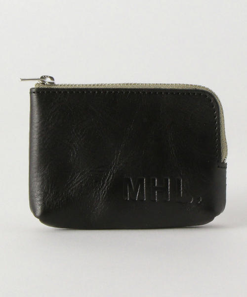 <MHL.> COIN POUCH/ポーチ