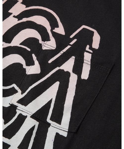 RVCA レディース  STATIC Tシャツ