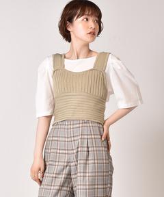 【セットアイテム】バックリボンキャミセット