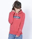 X-girl | X-girl×Champion VINTAGE SWEAT PULLOVER(パーカー)