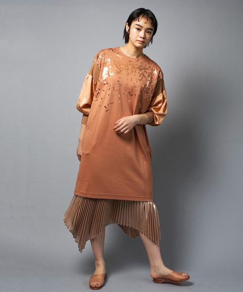 公式 SPARKLE T-DRESS/スパークTドレス(ワンピース)|mintdesigns(ミントデザインズ)のファッション通販, ナスマチ:4d7ce114 --- rise-of-the-knights.de