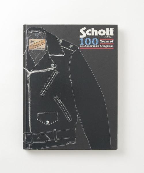 SCHOTT ANNIVERSARY BOOK/ショット/アニバーサリー/ブック