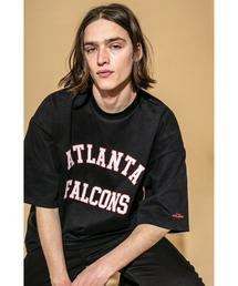 <NFL> Directed by <monkey time> Atlanta Falcons/Tシャツ