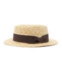 SLOBE IENA | STRAW BOATER HAT(ハット)