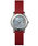 RubinRosa(ルビンローザ)の「【Rubin Rosa】 ルビンローザ R601 レディース 腕時計(腕時計)」 レッド
