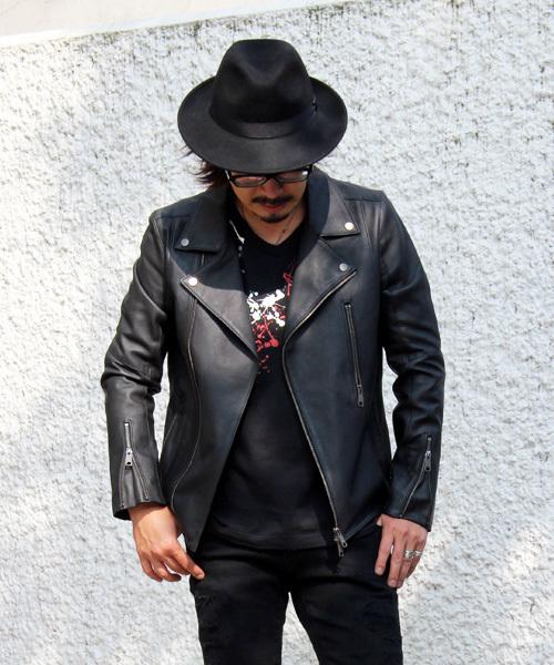 正規品 【セール】レザーダブルライダース(ライダースジャケット) VOGUISH(ヴォーギッシュ)のファッション通販, シンマチ:66509f84 --- blog.buypower.ng