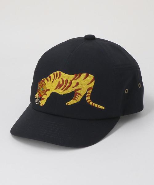【WEB限定】UNITED ARROWS & SONS × AUTO MOAI TIGER CAP†