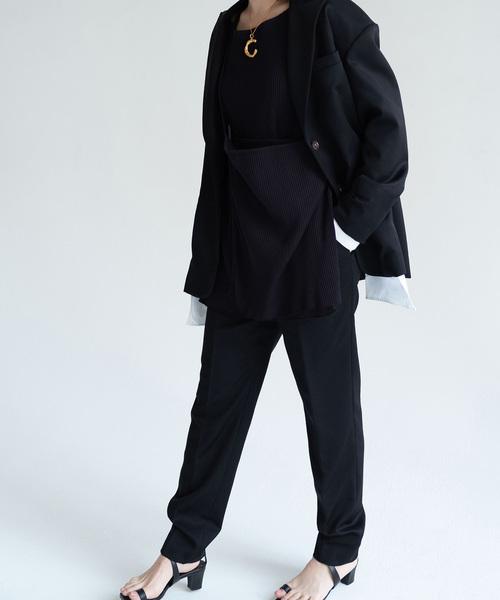 【お年玉セール特価】 ウールサージ トラウザーズ(パンツ)|SEA(シー)のファッション通販, RareCaseSHOP:0a0529fd --- skoda-tmn.ru