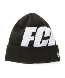 F.C.Real Bristol(エフシーレアルブリストル)のNEW ERA  FCRB BIG LOGO CUFF KNIT(ニットキャップ/ビーニー)