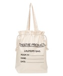 THEATRE PRODUCTS | WEB SHOP限定 ランドリーバッグ(L)(エコバッグ)
