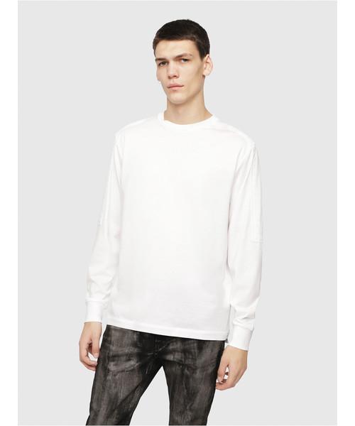 低価格で大人気の 【セール】メンズ セール,SALE,DIESEL Tシャツ 長そでTシャツ(Tシャツ/カットソー) Tシャツ DIESEL(ディーゼル)のファッション通販, GROWING RICH:6061bda3 --- tsuburaya.azurewebsites.net
