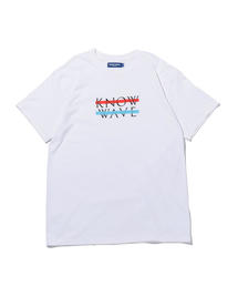 <Know Wave> CLASSIC LOGO T/Tシャツ