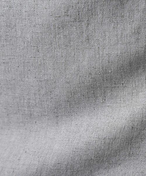 UNTITLED(アンタイトル)の「[L]【洗える?抗菌防臭】ドレッサーアーステックリネン タイトスカート(スカート)」|詳細画像