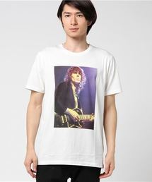THE ROLLING STONES/KEITH 70S プリント Tシャツ