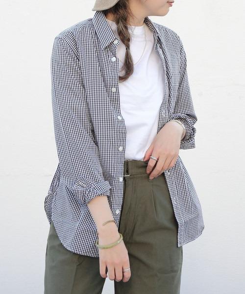 D.M.G. / ディーエムジー レギュラーカラーシャツ16-524/525/526