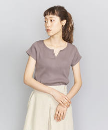 BY コットンテレコスキッパーTシャツ