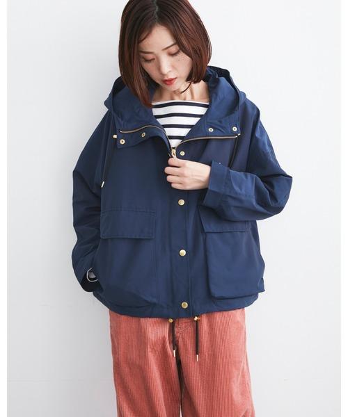 Traditional Weatherwear(トラディショナルウェザーウェア)の「HARROW(マウンテンパーカー)」|ネイビー