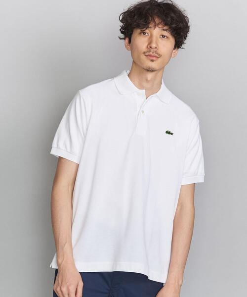 <LACOSTE(ラコステ)> L1212 SSL PL/ポロシャツ