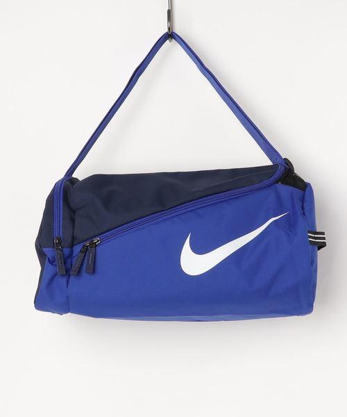NIKE(ナイキ)の「NIKE/ナイキ/Swimsuit bag/スイムボストンバッグ水着入れバッグ(スイムグッズ)」 ブルー