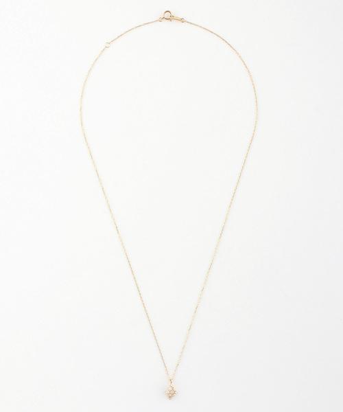 最適な材料 K10YG レイヤーネック ダイヤモンド(ネックレス)|Jouete(ジュエッテ)のファッション通販, 花房酒販:1c20e2b4 --- pyme.pe