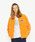 Dickies(ディッキーズ)の「ボアフリース刺繍・ワッペン付きリラックスフィットスタジャン(スタジャン)」|オレンジ
