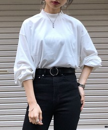 PAGEBOY(ページボーイ)のハイネックボリュームロンT(Tシャツ/カットソー)