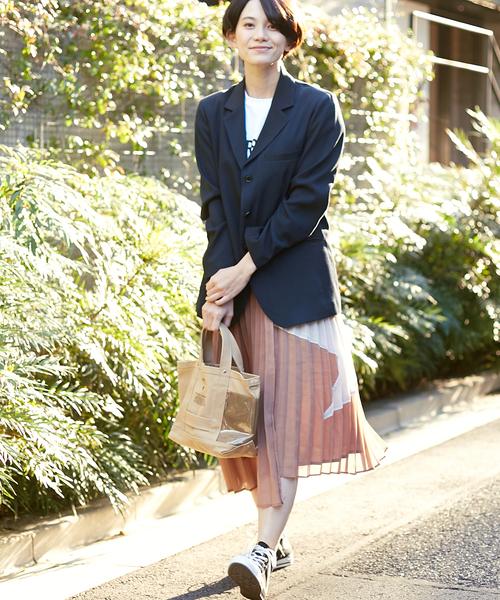 CONVERSE TOKYO(コンバーストウキョウ)の「テーラードジャケット(テーラードジャケット)」 詳細画像