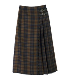 タータンチェックロングSK(スカート)