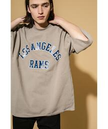 <NFL> Directed by <monkey time> Los Angeles Rams/Tシャツ