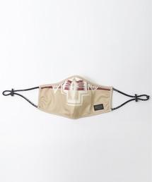 【 PENDLETON / ペンドルトン 】ハーディング メッシュプリントマスク HARDING MESH MASKタン