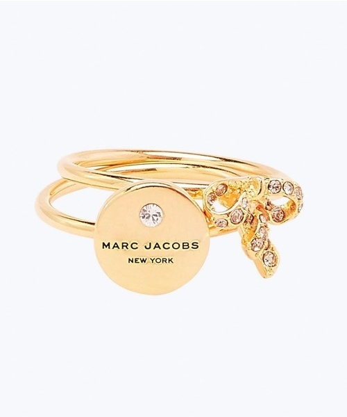 ad7ca91a0f94 MARC JACOBS(マークジェイコブス)のMJ COIN/ エム・ジェイ コイン ボウ チャーム