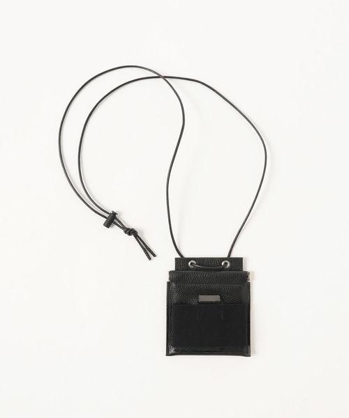 O.K. / レザー キー ネックレス