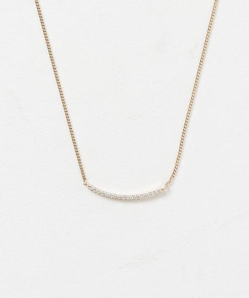 超歓迎された K18YG ダイヤモンド ネックレス(ネックレス) ダイヤモンド Jouete(ジュエッテ)のファッション通販, アンティナギフトスタジオ:af430a5d --- fahrservice-fischer.de