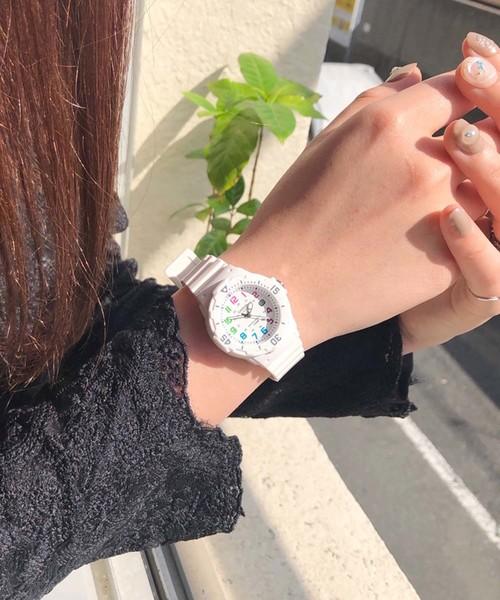 2f3418385c セール】【60】【CASIO(カシオ)】ダイバーアナログ ミニ 腕時計 ...