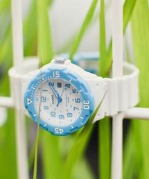 【60】【CASIO(カシオ)】ダイバーアナログ ミニ 腕時計(腕時計)