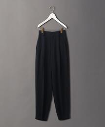 <6(ROKU)>GEORGETTE TUCK PANTS/パンツ