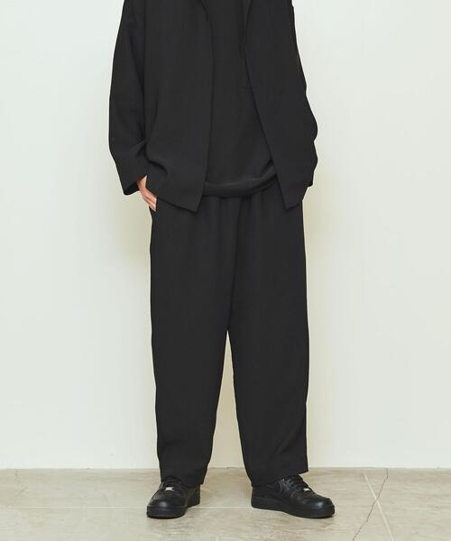 UNITED ARROWS & SONS by DAISUKE OBANA �T NEW WIDE PANTS†