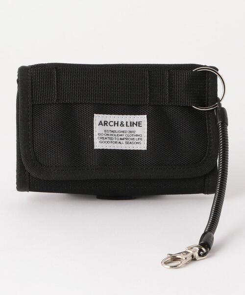 ★ARCH&LINE(アーチ&ライン)三つ折りウォレット