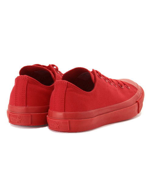 CONVERSE ALL STAR MONOCOLORS VD OX (RED) (17FA)