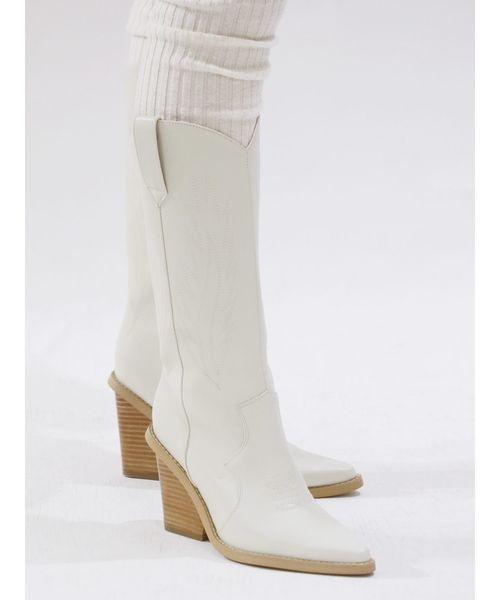 激安正規品 【セール】ウエスタンロングブーツ(ブーツ)|Ungrid(アングリッド)のファッション通販, アンバージャック:93c333de --- tsuburaya.azurewebsites.net