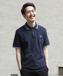 FRED PERRY | The Original Fred Perry Shirt - M12 (Made in England)(ポロシャツ)
