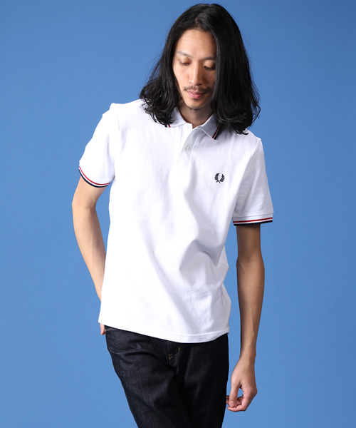 FRED PERRY(フレッドペリー)の「The Original Fred Perry Shirt - M12 (Made in England)(ポロシャツ)」|詳細画像